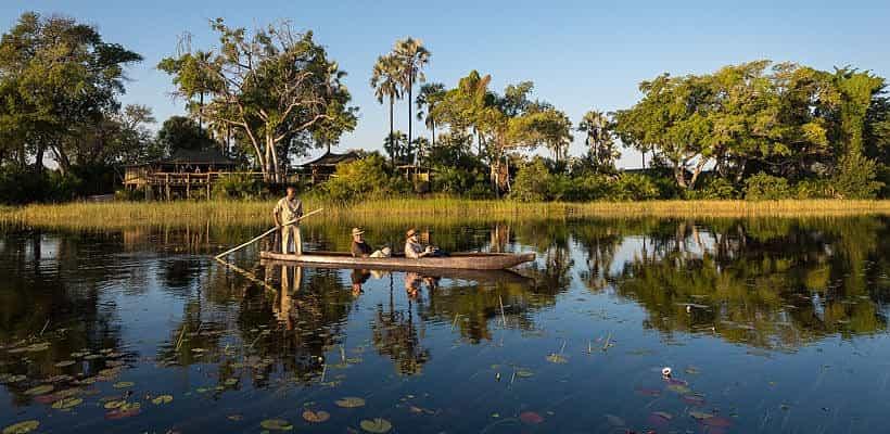Pelo camp, Okavango delta
